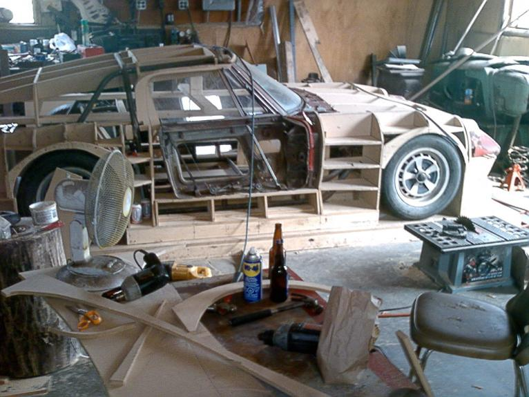 how to build a sports car from scratch