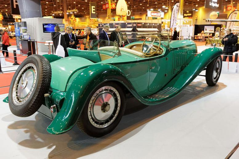 Name:  Rétromobile_2015_-_Bugatti_Roadster_Royale_Esders_-_1932_-_Reconstitution_de_1991_-_005.jpg