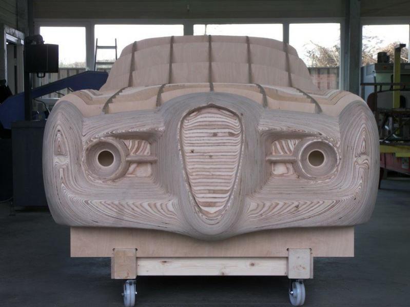 Name:  Alfa 1900 CSS Ghia Spantenmodell - Klopfformen 7.jpg Views: 2527 Size:  53.7 KB